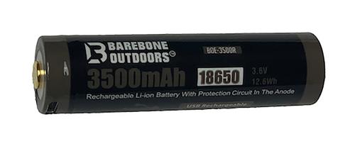Barebone Outdoors BOE-3500R Rechargeable Battery