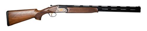 "Nemo Arms NXL O/U 12 Ga, 26"" Barrel, 3"", Turkish Walnut, Engraved, 2rd"