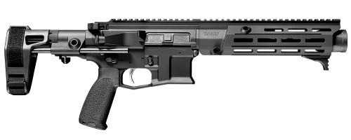 "Maxim MDX 508 .300 Blackout, 8.5"" Barrel, CQB Brace, Black, 30rd"