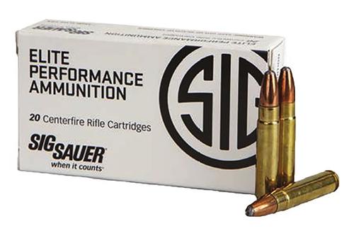 Sig Elite Performance .300 HAMR, 125gr, Soft Point, 20rd