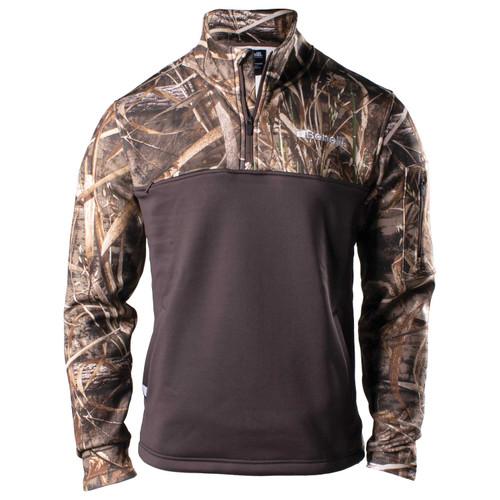 Benelli Quarter Zip Pullover, Max-5, XL
