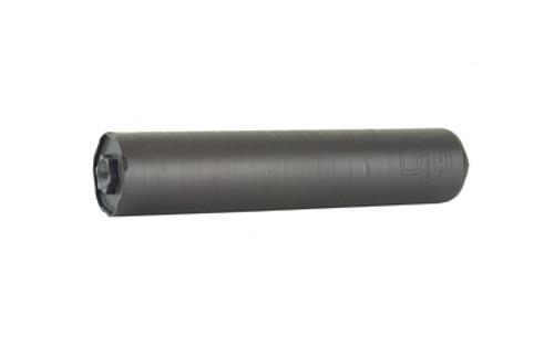 """Q Full Nelson 7.62mm Suppressor, 1.75"""" Diameter, 5/8x24 TPI, Black"""
