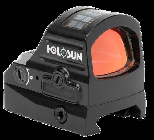 Holosun 507C-GR X2, 2 MOA Green Dot, LED, Black