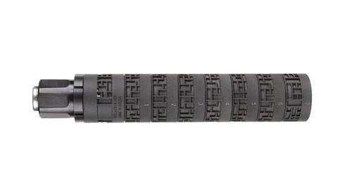 "Sig MODX-9 9mm, 7.5"" Length, 7 Modular Segments, SS, 1/2x28 TPI, Black"