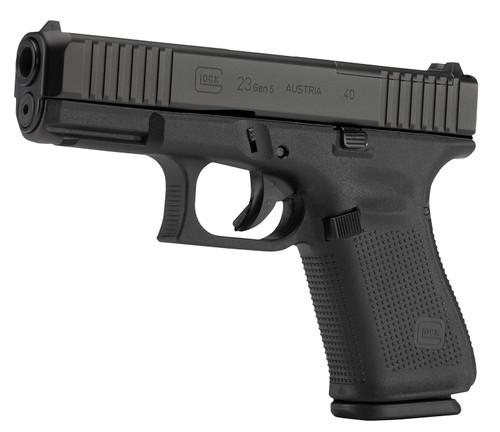 "Glock 23 Gen5 MOS AUS .40 S&W, 4.02"" GMB, Black, 10rd"