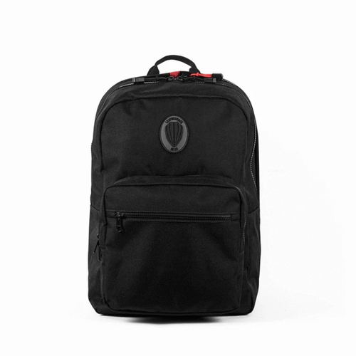 Leatherback Gear Sport One Backpack, Includes 2x Level IIIA Soft Armor Panel Inserts, Black