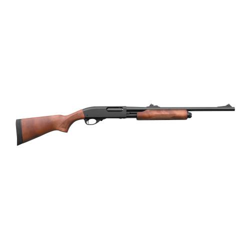 "Remington 870 Express Deer 12 Ga, 20"" Barrel, 3"", Monte Carlo, Blued, 4rd"