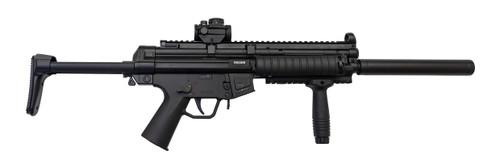 "ATI GSG-5 Used .22 LR, 16"" Barrel, Telescoping Stock, Foregrip, Black, 22rd"