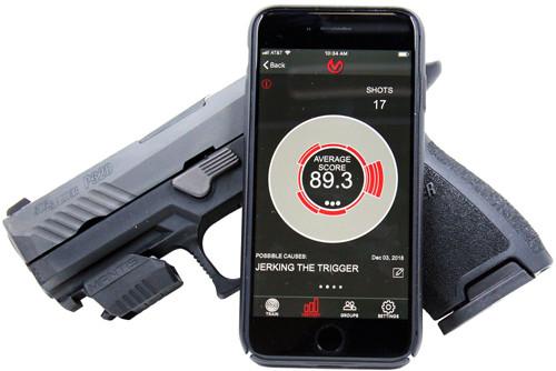 Mantis X3 Shooting Performance System, Rifle & Handgun, Picatinny Mount