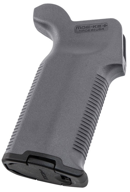 Magpul MOE-K2+ AR Pistol Grip, Polymer, Gray