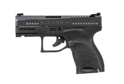 "CZ P-10 M 9mm, 3.19"" Barrel, Three-Dot Sights, Black, 7rd (INACTIVE)"