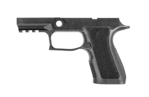 Sig P320 X-Compact Grip Module, Small, Black, 9/40/357