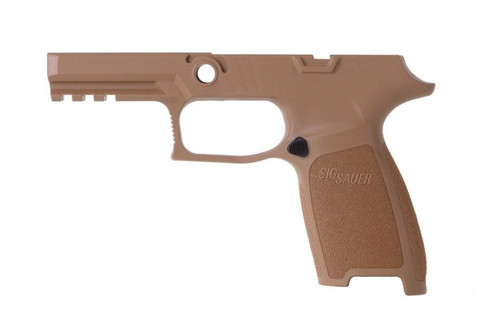 Sig P320 X-Carry Grip Module, Large, Coyote, 9/40/357