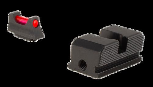 Trijicon Fiber Sight Set Walther P99,PPQ,PPQ M2 Red,Green Black