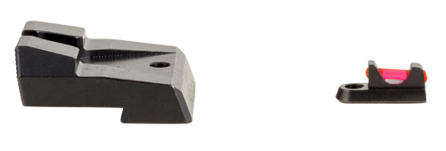 Trijicon Fiber Sight Set Interchangeable Fiber Optic Green & Red Front, Black Rear Black Frame for CZ P-10, P-10C