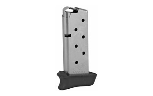 Kimber Micro 9 9mm, w/ Hogue Grip Extender, 7-Round Capacity