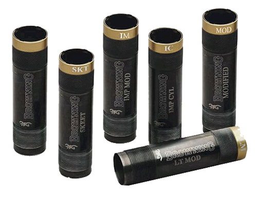 Browning Invector-Plus Midas 12 Ga Improved Modified Extended 17-4 Stainless Steel Black Oxide