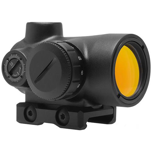 SOUSA R.A.I.D. Micro Red Dot, 25mm Objective, 2 MOA Dot, Black