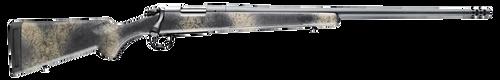 "Bergara Rifles B-14 Ridge Wilderness 6.5 Creedmoor  22"" Woodland Camo Soft Touch Fixed American Style Synthetic Stock Gray Cerakote Right Hand Threaded Barrel Omni Muzzle Brake 4+1rd"