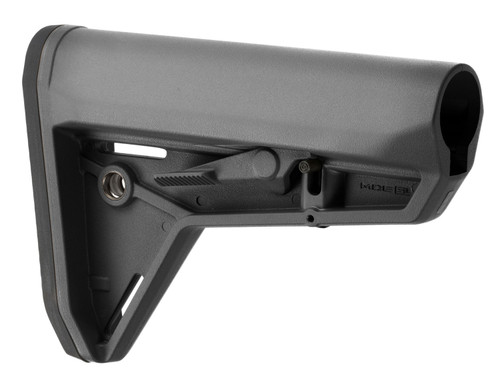 Magpul MOE SL Carbine Stock, Synthetic, Gray