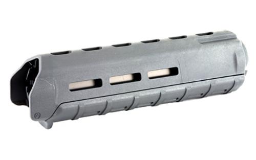 Magpul MOE Handguard, Midlength, M-LOK, Polymer, Gray