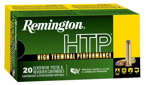 Remington High Terminal Performance 40 Smith & Wesson, 155gr, JHP, 20rd Box