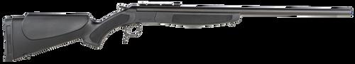 "CVA Scout 450 Bushmaster 25"" Barrel Matte Blued Black Stock Right Hand (Full Size) 1rd"