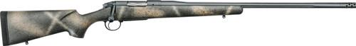 "Bergara, Premier Highlander, Bolt Action Rifle, 300 PRC, 24"" Threaded Barrel, Right Hand, 1 Mag, Grayboe Fiberglass Stock, Sniper Gray, 2Rd"