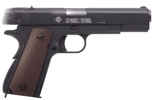 Crosman GI Model Air Pistol Semi-Auto 20rd .177 BB Black