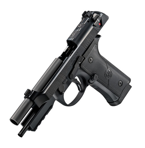 "Beretta 92X RDO FR 9mm, 4.7"" Barrel, Decocker Safety, Brunion Slide, 18rd"