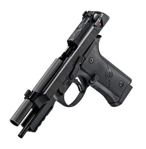 "Beretta 92X RDO FR 9mm, 4.7"" Barrel, Decocker Safety, Brunion Slide, 15rd"