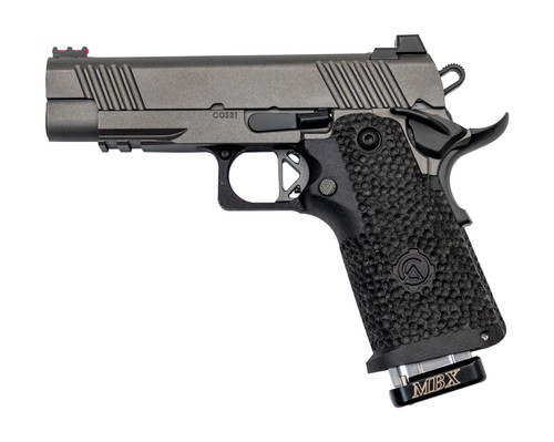 """Cosaint Arms COS21 Commander 9mm, 4.25"""" Barrel, FO Front, Tungsten, 17rd MBX Mag"""