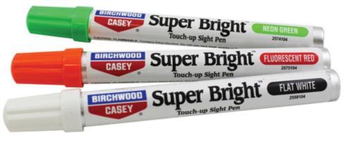 Birchwood Casey Super Bright Touch Up Sight Pen Set
