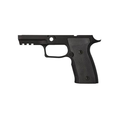 Sig P320 AXG Carry Grip Module, Steel Alloy Frame, G10 Grips, Black, 9/40/357