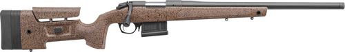 """Bergara B14 308 Winchester, Hunting and Match Wilderness Rifle, 20"""" Steel Barrel, Gray Cerakote, Molded Mini-Chassis Synthetic Stock with Omni Muzzlebrake, 1 Mag, 5Rd"""