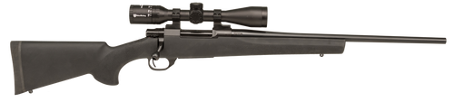 """Howa Hogue Standard 300 PRC 24"""" Black Fixed Hogue Pillar-Bedded Overmolded Stock Blued Right Hand 3+1Rd"""