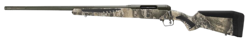 """Savage 110 Timberline 6.5 Creedmoor, 22"""" Realtree Excape Fixed AccuFit Stock Olive Drab Green Cerakote Left Hand, 4rd"""