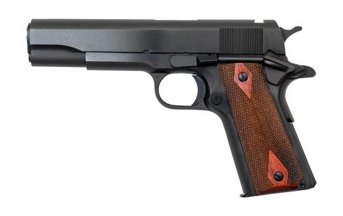 "Colt Series 70 1911 .38 Super, 5"" NM Barrel, No Rollmarks, No Sights Installed, Blued, 8rd"