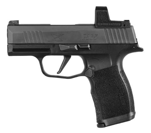 "Sig P365 X 9mm, 3.1"" Barrel, X-Ray3 Sights, Romeo Zero, Black, 10rd"