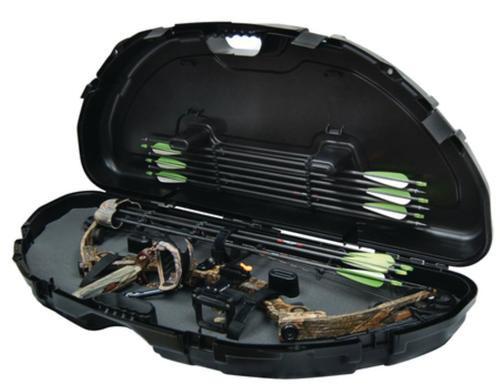 Plano Molding Protector PillarLock Compact Bow Case, Black
