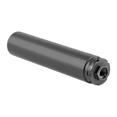 "Dead Air Primal Suppressor 9mm - .45-70 Govt, 5/8x24"" TPI, Direct Thread, Black"