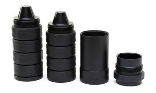 JK Armament Modular Solvent Trap, No Mount