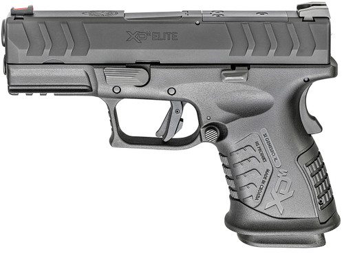 """Springfield, XD-M Elite Compact OSP 10mm, 3.8"""" Barrel, FO Front, Black, 11rd"""