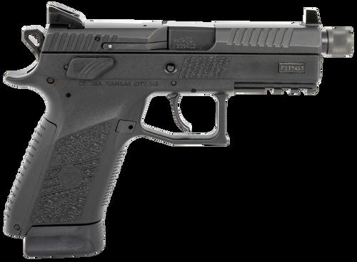 CZ P-07 9mm, Suppressor Ready, Ambi Safety, 17rd