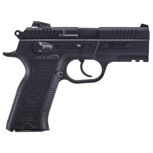 SAR CM9 9mm, Overall Black, 2x10rd