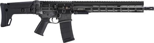 "DRD Tactical Aptus 5.56x45mm NATO 16"" Barrel, Black, Folding Adjustable Stock, Black Grip, Hard Case, 2x30rd"