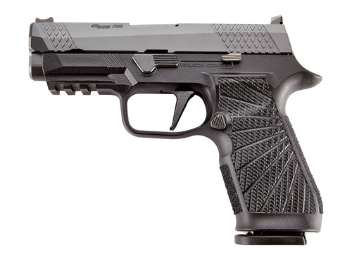 "Wilson Combat WCP320 Carry 9mm, 3.9"" Barrel, Carry || Module, Black, 17rd"