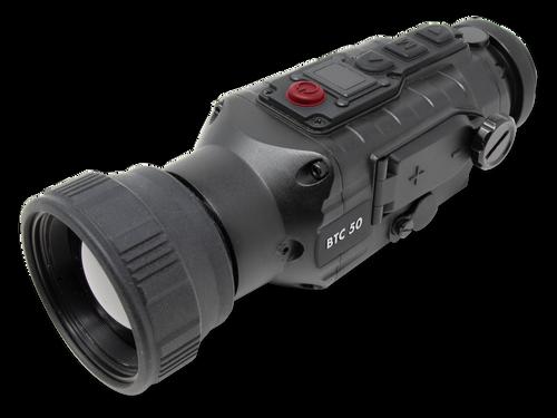 Burris BTC 50 Thermal Monocular/Clip-On Black 1x 50mm 400x300, 50Hz Resolution 1x/2x/4x Zoom
