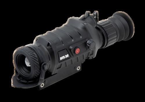 Burris BTS 35 Thermal Riflescope Matte Black 2.3-9.2x 35mm 10 Interchangeable 400x300, 50Hz Resolution Digital 2x/4x Zoom