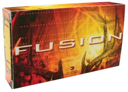 Federal .300 Winchester Short Magnum, 150gr, Fusion, 20rd Box